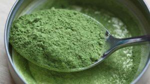 zdrowy zielony proszek, czyli spirulina