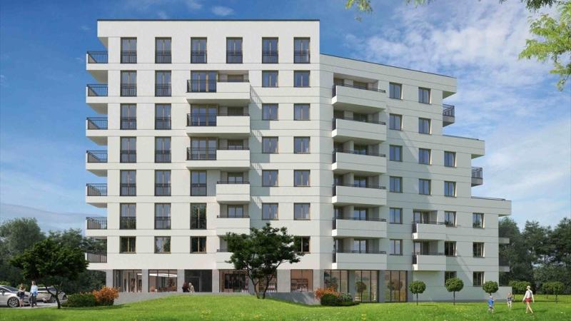 nowe mieszkania na Ruczaju sprzedawane przez SM Salwator