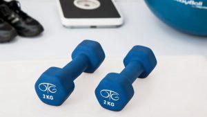 zdrowie - trening i odzywianie